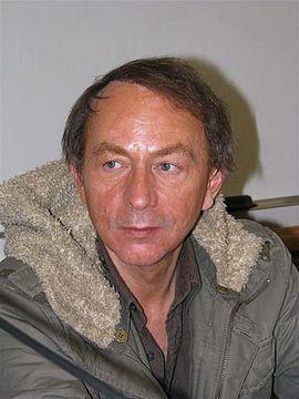 2008.06.09. Michel Houellebecq Fot Mariusz Kubik 01