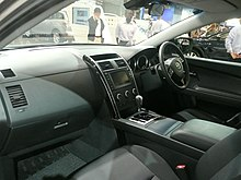 Interior. The First Generation CX 9 ...