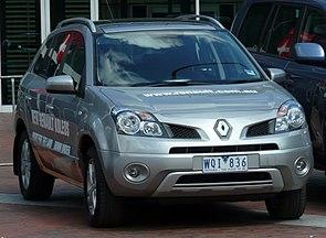 Renault Koleos википедия