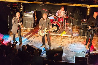 Dr. Feelgood (band) - Image: 2009 03 26 Dr Feelgood, Spirit of 66, Verviers IMG 7591