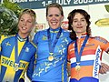 2009 European Road Championships – Women's U23 time trial.jpg