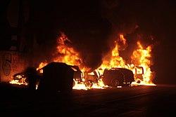 2009 Viareggio train explosion fire.jpg