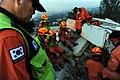 2010년 중앙119구조단 아이티 지진 국제출동100119 몬타나호텔 수색활동 (657).jpg