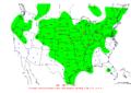 2010-01-07 24-hr Precipitation Map NOAA.png