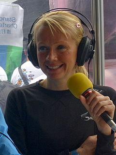 Melissa Moon long-distance runner from Wellington, New Zealand