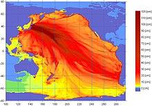Tōhoku Earthquake And Tsunami Wikipedia - Japan 2011 map