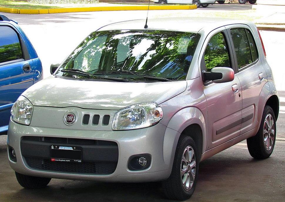 2011 Fiat Uno 1.4 Attractive