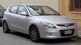 2011 Hyundai I30 (FD) SLX Hatchback (2018 10 01) 01