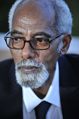 Politics of Somalia - Mohamed Osman Jawari, Speaker of the Federal Parliament.