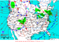 2013-02-24 Surface Weather Map NOAA.png