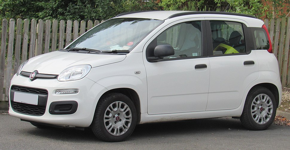 2013 Fiat Panda Easy 1.2