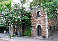 2014 Fort Tryon Park New Leaf restaurant rear.jpg