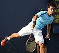 2014 US Open (Tennis) - Qualifying Rounds - Yuichi Sugita (15033368905).jpg