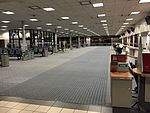 2015-04-14 00 18 00 View of the outer end of Concourse E at Salt Lake City International Airport, Utah.jpg