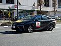 2015 Hakone Ekiden Chairman car MIRAI.jpg