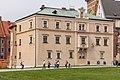 2015 Kraków, Wawel, Wikarówka 02.jpg