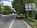 2016-08-24 15 33 16 View south along U.S. Route 11 and U.S. Route 522 (Commercial Street) between Loudoun Street and Cameron Street in Winchester, Virginia.jpg