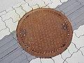 2017-10-05 (259) Manhole cover at Bahnhof St. Pölten-Alpenbahnhof, Werkstätte und Umgebung.jpg