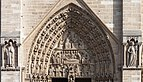 2017. Portail Sainte Anne of Notre-Dame de Paris'1.jpg
