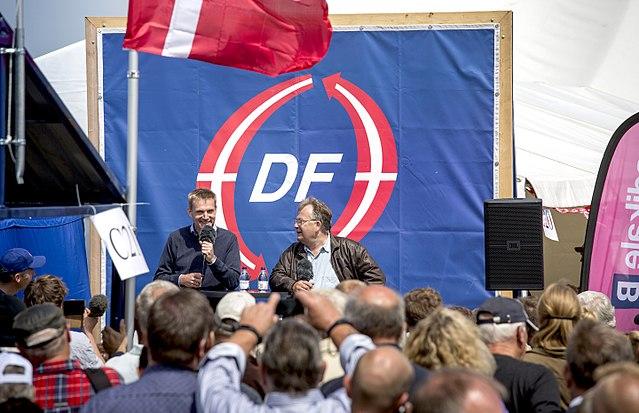 Лидеры Датской народной партии призвали выйти из Дублинского соглашения в случае его изменения