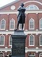 2017 Samuel Adams statue at Faneuil Hall.jpg