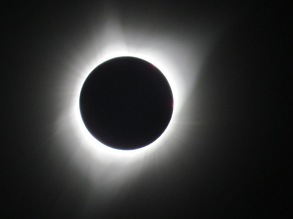 Solar eclipse - Wikipedia
