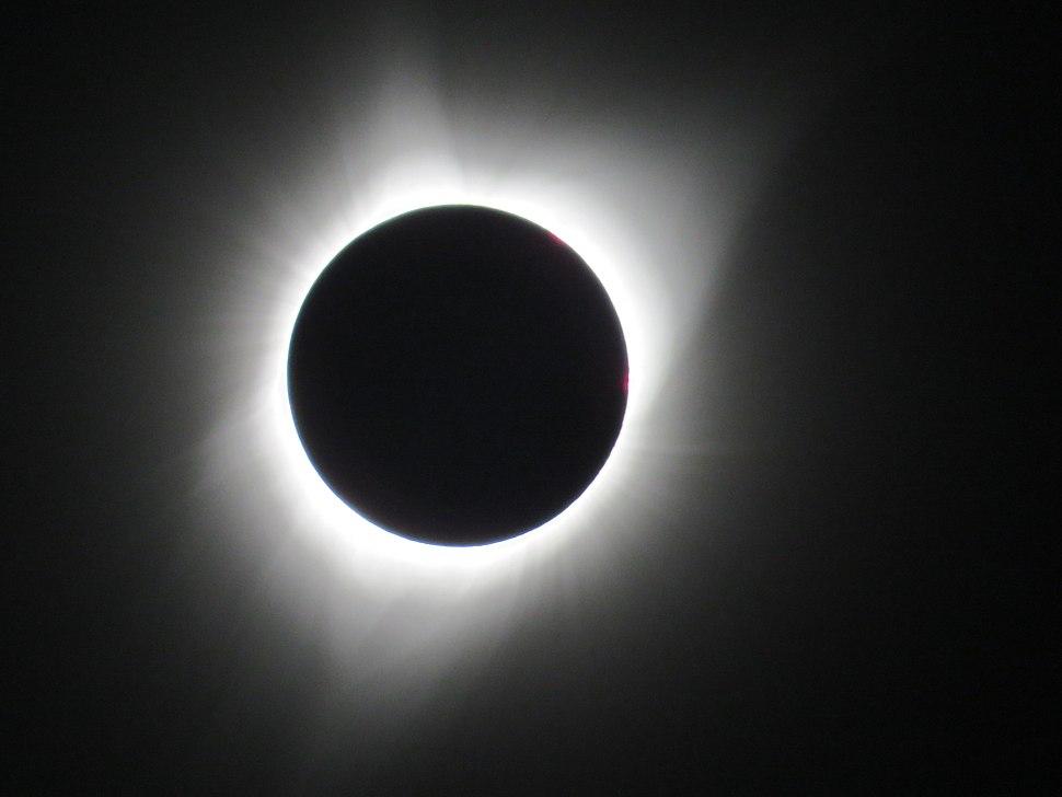 2017 Solar Eclipse Weiser Idaho