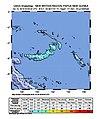 2018-10-10 Kokopo, Papua New Guinea M6.2 earthquake shakemap (USGS).jpg