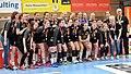 20180331 OEHB Cup Final Stockerau vs St. Pölten Team Union St. Pölten 850 5946.jpg