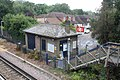 2018 at Sunnymeads station - old station office.JPG