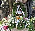2019.09.11. Andrzej Polkowski grave Wawrzyszewski Cemetery Warsaw Fot Mariusz Kubik.JPG
