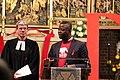 22.11.15 Ökumenischer Gottesdienst zum Weltaidstag, Hannover Pastor Axel Kawalla und Kass Kasadi.JPG