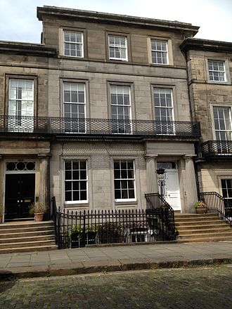 Louis Antoine, Duke of Angoulême - 22 Regent Terrace, Edinburgh
