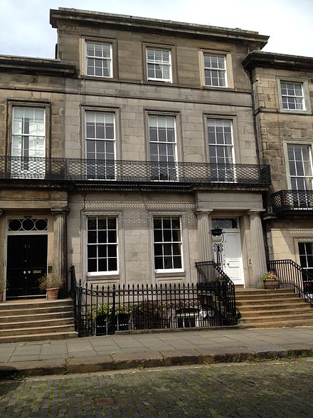 22 Regent Terrace, Edinburgh 22 Regent Terrace 2015.JPG