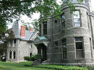 National Register of Historic Places listings in Richmond, Virginia - Image: 2900 Block Grove Avenue Richmond Virginia