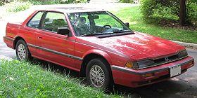 Honda Prelude - Wikipedia