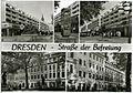 30202-Dresden-1979-Straße der Befreiung mit Normaluhr-Brück & Sohn Kunstverlag.jpg