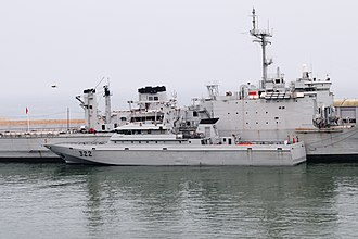 Royal Moroccan Navy - 322 Raïs Al Mounastiri.