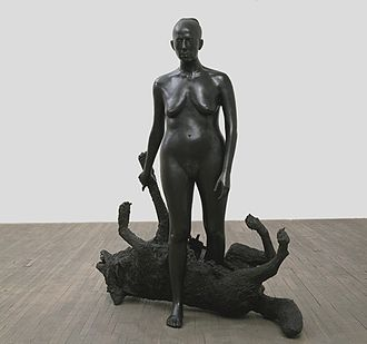 Kiki Smith - Kiki SmithRapture2001Bronze67-1/4 in. x 62 in. x 26-1/4 in.