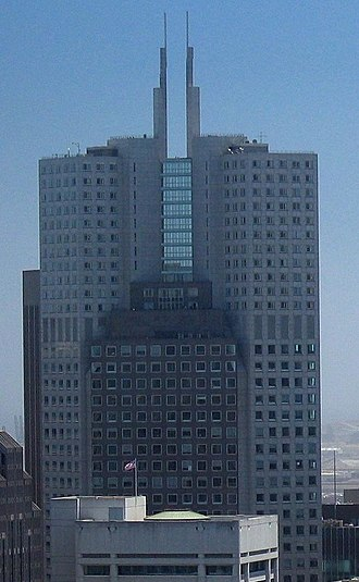 TPG Capital - TPG's San Francisco offices at 345 California Street