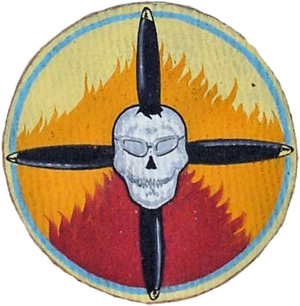 402d Fighter Squadron - Emblem of the 402d Fighter Squadron