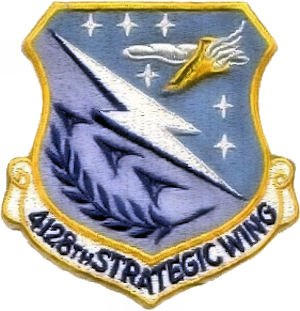 461st Air Control Wing - 4128th Strategic Wing emblem