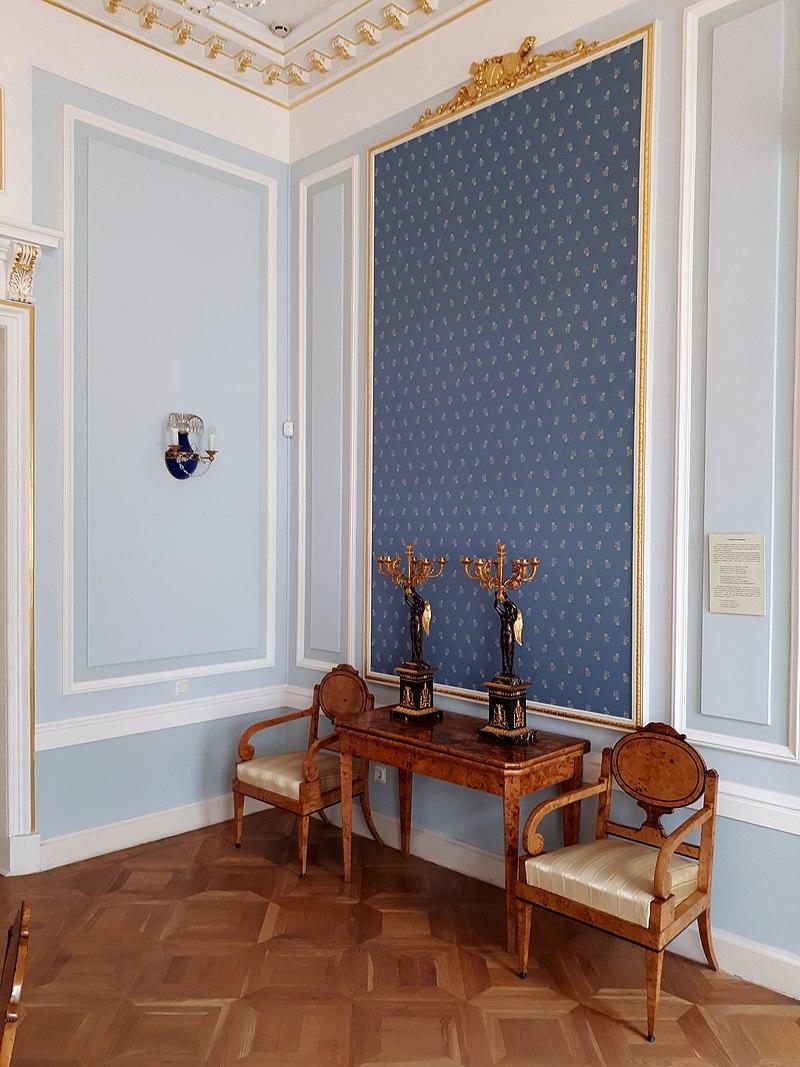Музей-усадьба Г. Р. Державина.