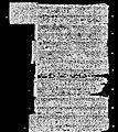 455–470 CE Talagunda Pillar Sanskrit inscription, Pranavesvara temple ruins, Karnataka.jpg
