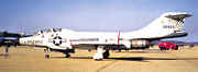 49th Fighter-Interceptor Squadron F-101B 59-0420 1966