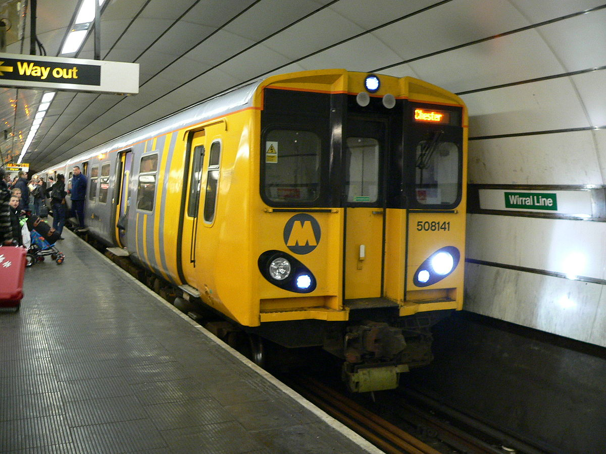 British Rail Class 508 - Simple English Wikipedia, the ...