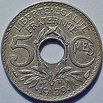 https://upload.wikimedia.org/wikipedia/commons/thumb/6/6a/5_French_centimes_1939.jpg/150px-5_French_centimes_1939.jpg