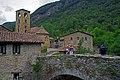 6104 Pont de Beget i església de Sant Cristòfol.jpg