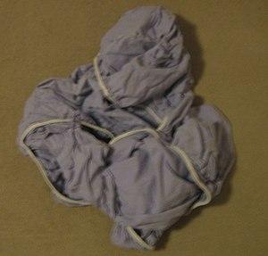 : A bed sheet
