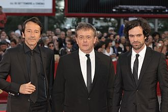 Persécution - Anglade, Chéreau and Duris at the Venice Film Festival